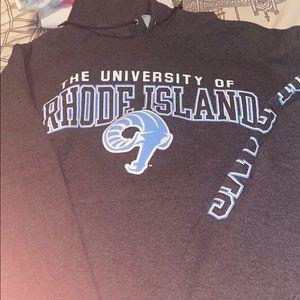 UNIVERSITY OF RHODE ISLAND HOODIE
